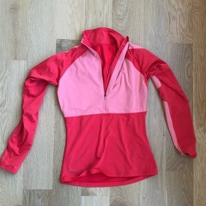 Nike Dry Fit Quarter ZIP Sweatshirt